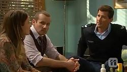 Sonya Mitchell, Toadie Rebecchi, Matt Turner in Neighbours Episode 7015