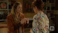 Sonya Mitchell, Susan Kennedy in Neighbours Episode 7015