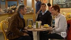 Karl Kennedy, Matt Turner, Susan Kennedy in Neighbours Episode 7015
