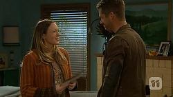 Sonya Mitchell, Mark Brennan in Neighbours Episode 7015