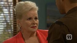 Sheila Canning, Mark Brennan in Neighbours Episode 7015