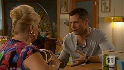 Sheila Canning, Mark Brennan in Neighbours Episode 7016