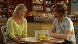 Lauren Turner, Daniel Robinson in Neighbours Episode 7017