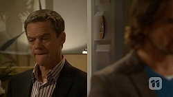 Paul Robinson, Brad Willis in Neighbours Episode 7017