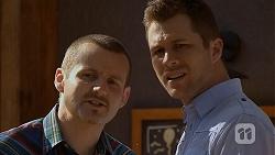 Toadie Rebecchi, Mark Brennan in Neighbours Episode 7018