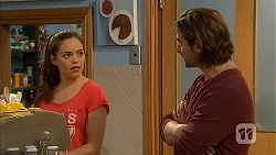 Paige Smith, Brad Willis in Neighbours Episode 7018