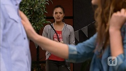 Mark Brennan, Paige Smith, Rain Taylor in Neighbours Episode 7018