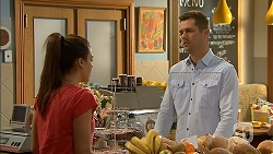 Paige Smith, Mark Brennan in Neighbours Episode 7018