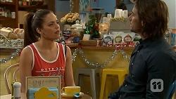 Paige Novak, Brad Willis in Neighbours Episode 7020