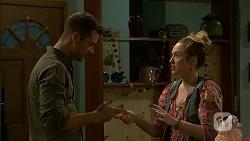 Mark Brennan, Sonya Mitchell in Neighbours Episode 7020