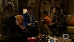 Karl Kennedy, Susan Kennedy, Nate Kinski in Neighbours Episode 7021