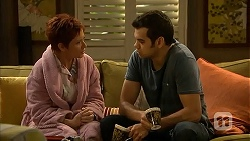 Susan Kennedy, Nate Kinski in Neighbours Episode 7021