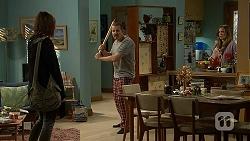 Erin Rogers, Toadie Rebecchi, Sonya Mitchell in Neighbours Episode 7022