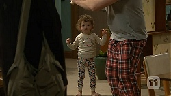 Erin Rogers, Nell Rebecchi, Toadie Rebecchi in Neighbours Episode 7022