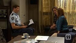 Matt Turner, Brad Willis, Terese Willis in Neighbours Episode 7022