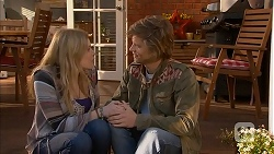Amber Turner, Daniel Robinson in Neighbours Episode 7022