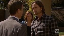 Paul Robinson, Terese Willis, Brad Willis in Neighbours Episode 7022