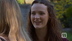 Amber Turner, Rain Taylor in Neighbours Episode 7023
