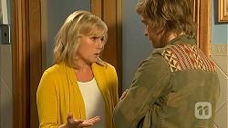 Lauren Turner, Daniel Robinson in Neighbours Episode 7023