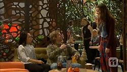 Imogen Willis, Daniel Robinson, Rain Taylor in Neighbours Episode 7024