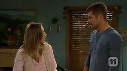 Sonya Mitchell, Mark Brennan in Neighbours Episode 7026
