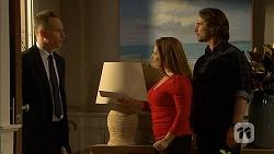 Phil Tractor, Terese Willis, Brad Willis in Neighbours Episode 7026