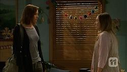 Erin Rogers, Sonya Mitchell in Neighbours Episode 7026