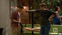 Kyle Canning, Gary Canning in Neighbours Episode 7026