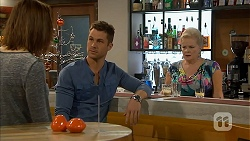 Erin Rogers, Mark Brennan, Sheila Canning in Neighbours Episode 7026