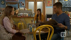 Sonya Rebecchi, Mark Brennan in Neighbours Episode 7026