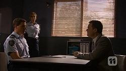 Matt Turner, Paul Robinson in Neighbours Episode 7027