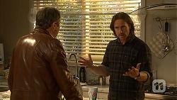 Karl Kennedy, Brad Willis in Neighbours Episode 7027