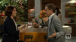 Naomi Canning, Paul Robinson in Neighbours Episode 7027