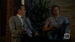 Paul Robinson, Daniel Robinson in Neighbours Episode 7028