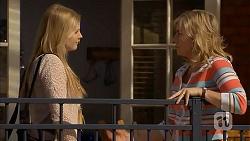 Amber Turner, Lauren Turner in Neighbours Episode 7028