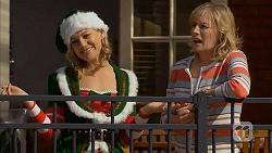 Georgia Brooks, Lauren Turner in Neighbours Episode 7028