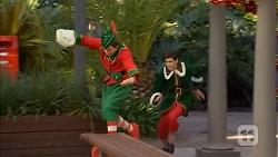 Ralph the Elf, Bailey Turner in Neighbours Episode 7028