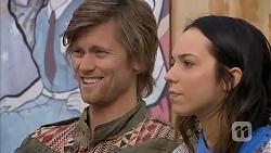 Daniel Robinson, Imogen Willis in Neighbours Episode 7028