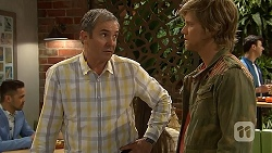 Karl Kennedy, Daniel Robinson in Neighbours Episode 7029