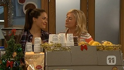 Paige Novak, Lauren Turner in Neighbours Episode 7029