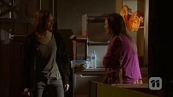 Erin Rogers, Sonya Rebecchi in Neighbours Episode 7030