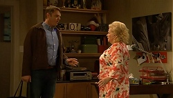 Gary Canning, Sheila Canning in Neighbours Episode 7030