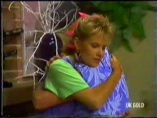 Daphne Clarke, Eileen Clarke in Neighbours Episode 0454