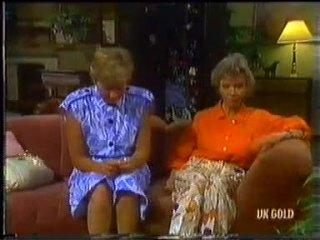 Eileen Clarke, Helen Daniels in Neighbours Episode 0454