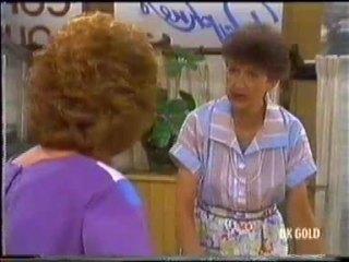 Madge Bishop, Nell Mangel in Neighbours Episode 0455