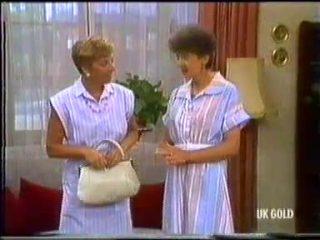 Eileen Clarke, Nell Mangel in Neighbours Episode 0455