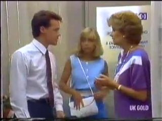 Paul Robinson, Jane Harris, Madge Bishop in Neighbours Episode 0456
