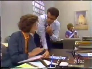 Gail Robinson, Paul Robinson, Madge Bishop in Neighbours Episode 0456