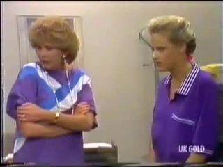 Madge Bishop, Daphne Clarke in Neighbours Episode 0456