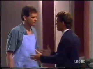Des Clarke, Paul Robinson in Neighbours Episode 0456